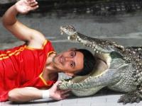 Тайланд - Шоу крокодилов