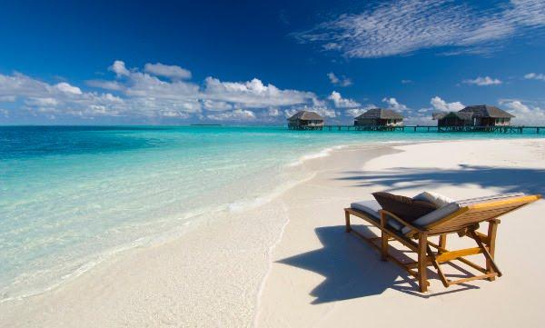 обои на рабочий стол пляж № 522639 без смс