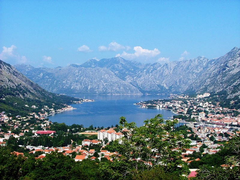 черногория подбор тура из киева