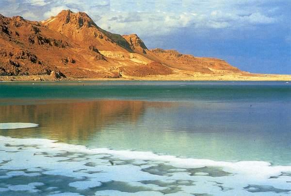 Морем мира считается мертвое море