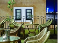 Grecotel Plaza Spa Apartments - Терраса