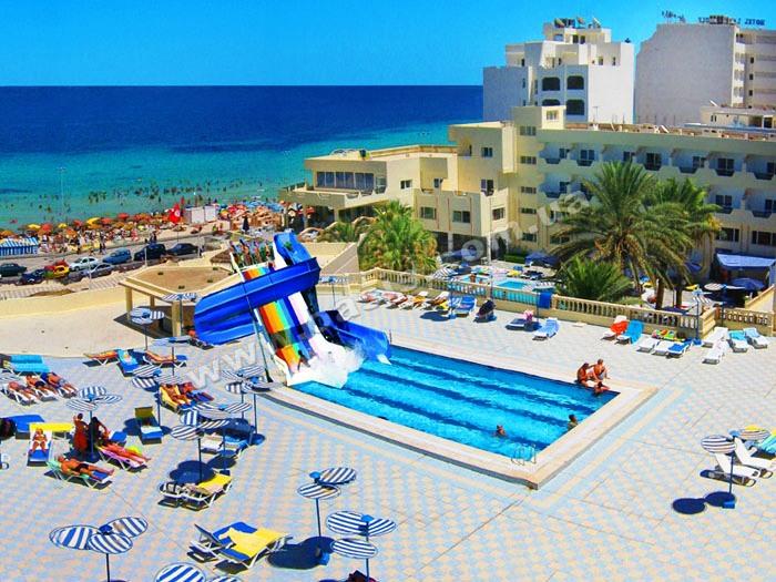 Горящие туры в тунис из ростова