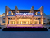 Princess Andriana Resort   Spa - Вход в отель