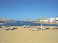 Conrad Hurghada Resort - Пляж отеля