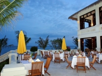 AlezzBoo Beach Resort   SPA - терраса