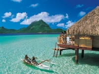 Bora Bora Pearl Beach Resort   SPA - водное бунгало