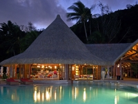 Sofitel Bora Bora Marara Beach and Private Island - бар