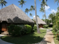 Moorea Pearl Resort   SPA - бунгало в саду