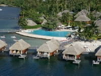 Moorea Pearl Resort   SPA - вид на бассейн