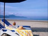 Shangri-La Rasa Ria Resort - Пляж