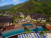 InterContinental Resort and SPA Moorea - общий вид