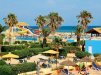 Caribbean World Hammamet - територия