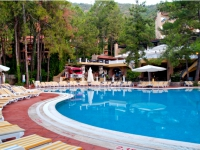 Grand Yazici Marmaris Palace - бассейн