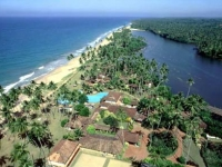 Kosgoda Beach Resort - Терриория отеля
