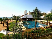 Ravindra Beach Resort   SPA - Пляж