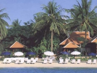 Chaweng Regent Beach Resort - Пляж