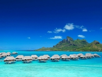 Four Seasons Resort Bora Bora - бунгало