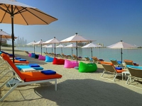 Aloft The Palm Jumeirah - пляж