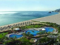 Le Meridien Al Aqah Beach Resort - Пляж отеля