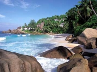 Banyan Tree Seychelles - территория отеля