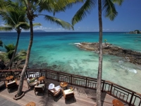 The Hilton Seychelles Northolme Resort   Spa - ресторан отеля