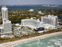 Fontainebleau Miami Beach - Вид на отель