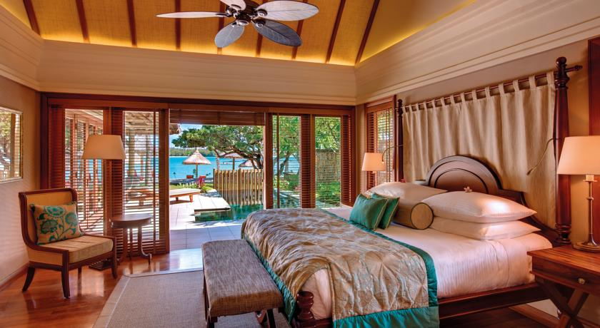 Luxurious hotel in mauritius: constance le prince maurice