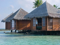 Four Seasons Resort Maldives at Kuda Huraa - отель