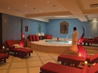 Elysium Beach Resort - Spa Relaxation With Jacuzzi Area