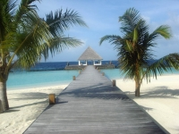 Coco Palm Bodu Hithi - пляж