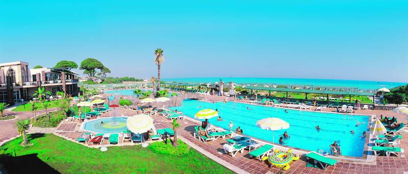 Детское королевство в Турции! отличный отдых для детей и взрослых!