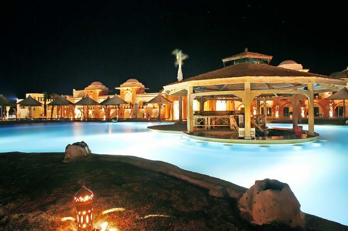 Бассейн отеля. Serenity Makadi
