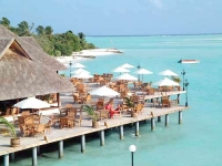 Olhuveli Beach   Spa Resort - бар