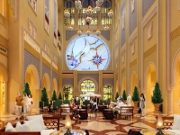 Movenpick IBN Battuta Gate Hotel - зона отдыха
