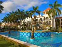 Riu Palace Mexico - територия отеля