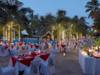 Indian Ocean Beach Resort - restaurant
