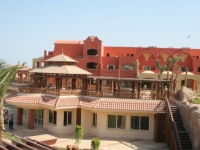 Grand Plaza Resort Sharm - Вход в отель