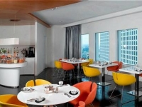 Crowne Plaza Tel Aviv City Centre - ресторан отеля