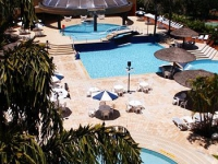 Mabu Thermas   Resort - Територия отеля