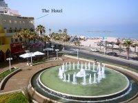 Golden Beach Hotel Tel Aviv - отель
