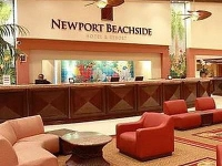 Newport Beachside Hotel   Resort - ресепшн