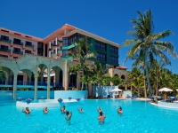 Melia Las Americas Suites   Golf Resort - Бассейн