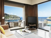 Daios Cove Luxury Resort   Villas - номер отеля
