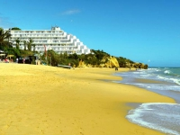 Topazio Mar Beach Hotel   Apartments - пляж