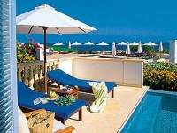 Anassa Beach - Private plunge pool