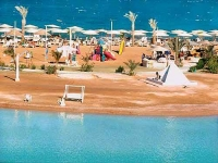 Golden Five Al Mas Resort - Пляж отеля