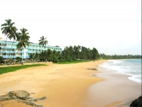 Induruwa Beach Resort - Пляж