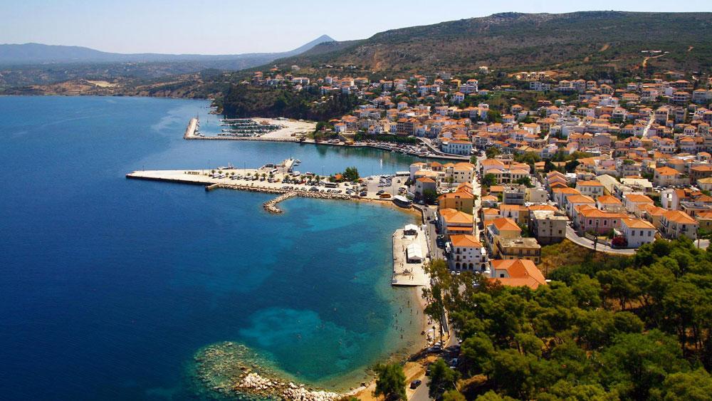 Номерной фонд отеля The Romanos Luxury Collection 5* (Греция…