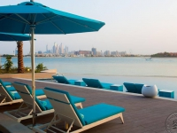 The Retreat Palm Dubai MGallery by Sofitel - бассейн