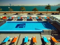 Aloft The Palm Jumeirah - бассейн